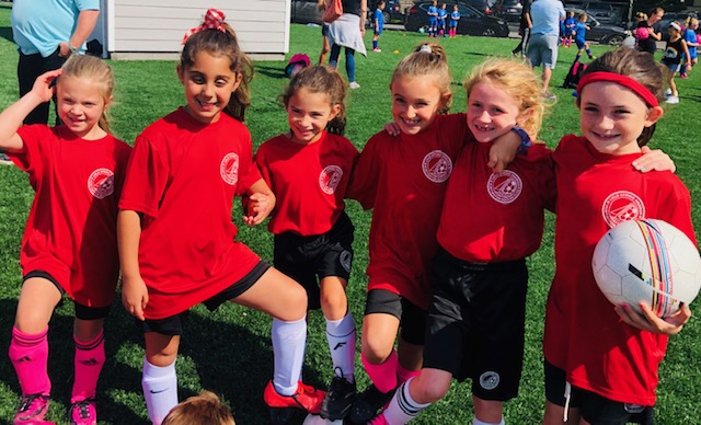 FALL 2020 Developmental and Pre Travel Soccer